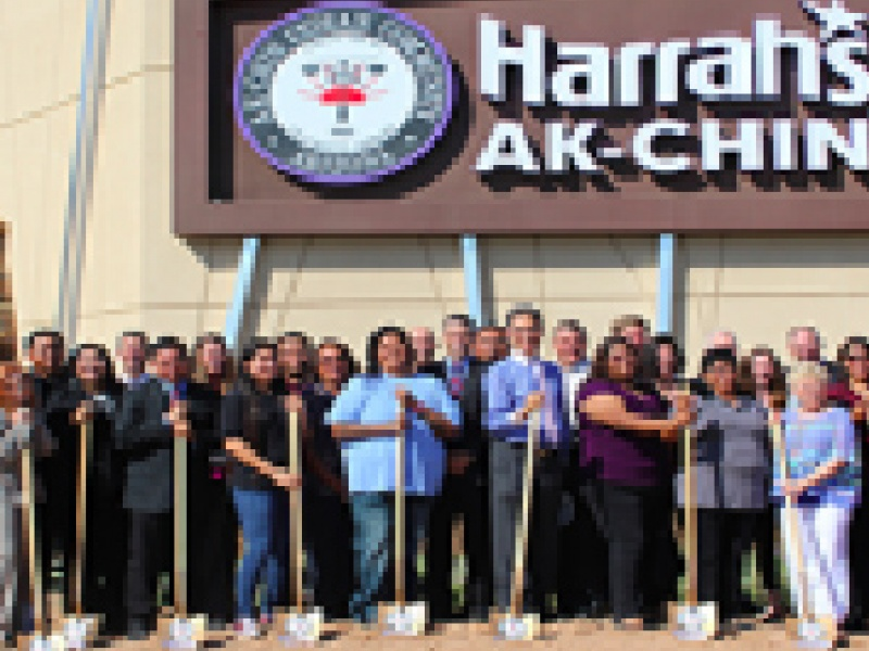 Exciting things on the way at Harrah's Ak-Chin Casino.