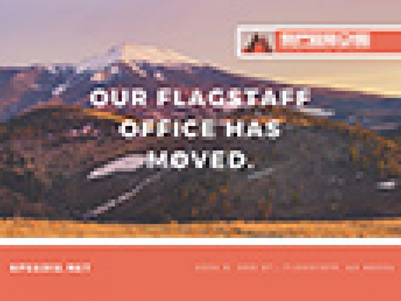 S&A's Flagstaff Office Has Moved