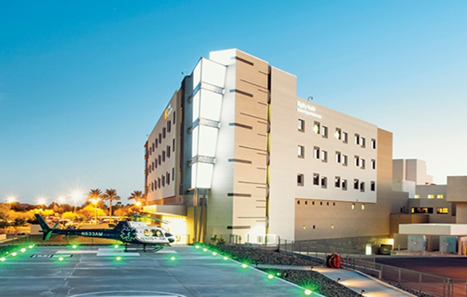 Chandler Regional Medical Center Expansion
