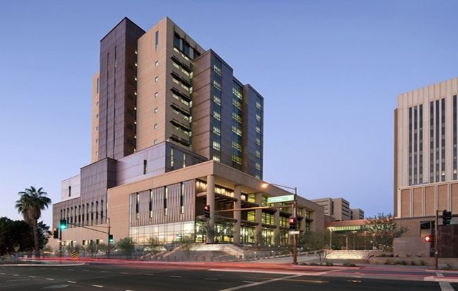 Maricopa County South Court Tower