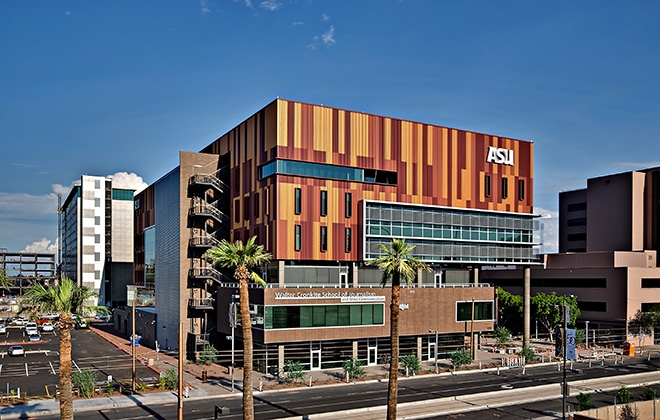 ASU Walter Cronkite School of Journalism