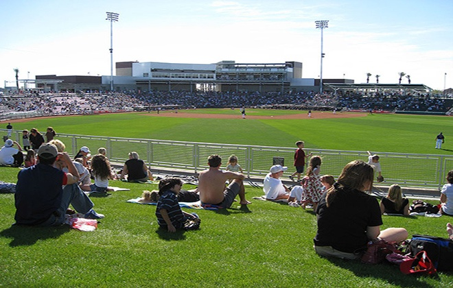 Goodyear Sports Complex - Spring Training Facility Expansion