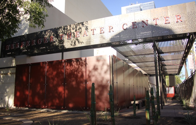 Herberger Theater Renovations