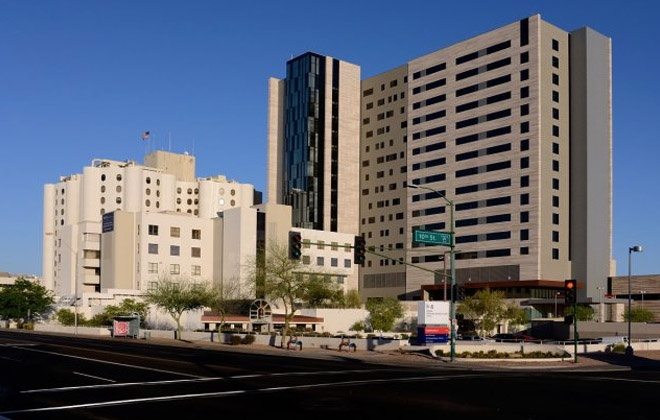 Banner University Medical Center Emergency Department Expansion & Patient Tower