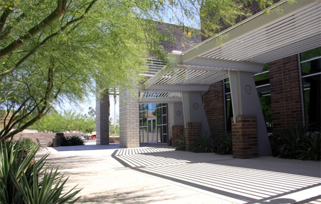 City of Tempe, Apache Boulevard Police Station